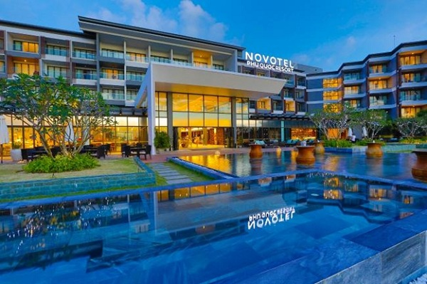 Novotel Phu Quoc Resort được bầu chọn là khu nghỉ dưỡng tốt nhất dành cho gia đình năm 2019 - Tập đoàn CEO