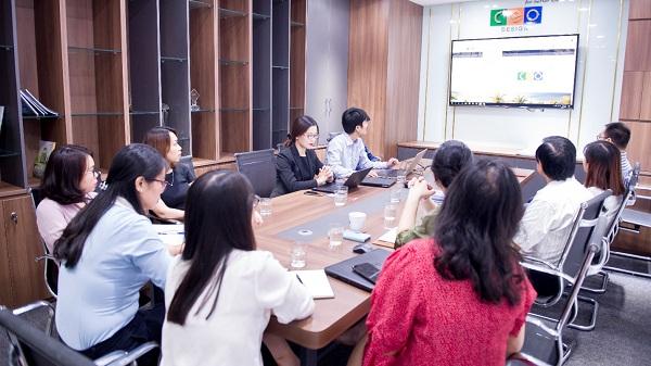 """Tập đoàn CEO: Triển khai giải pháp """"Talent Solution"""" hướng đến quản trị tập trung trong hoạt động nhân sự - Tập đoàn CEO"""