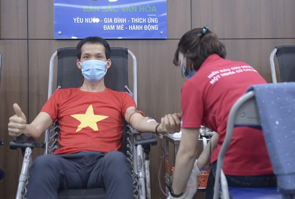 """Tập đoàn CEO tổ chức ngày hội hiến máu nhân đạo """"Một giọt máu đào - Gửi trao hy vọng"""" - Tập đoàn CEO"""