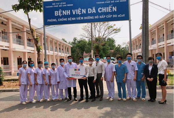 Tập đoàn CEO chung tay cùng TP. Hồ Chí Minh phòng chống dịch bệnh Covid-19 - Tập đoàn CEO