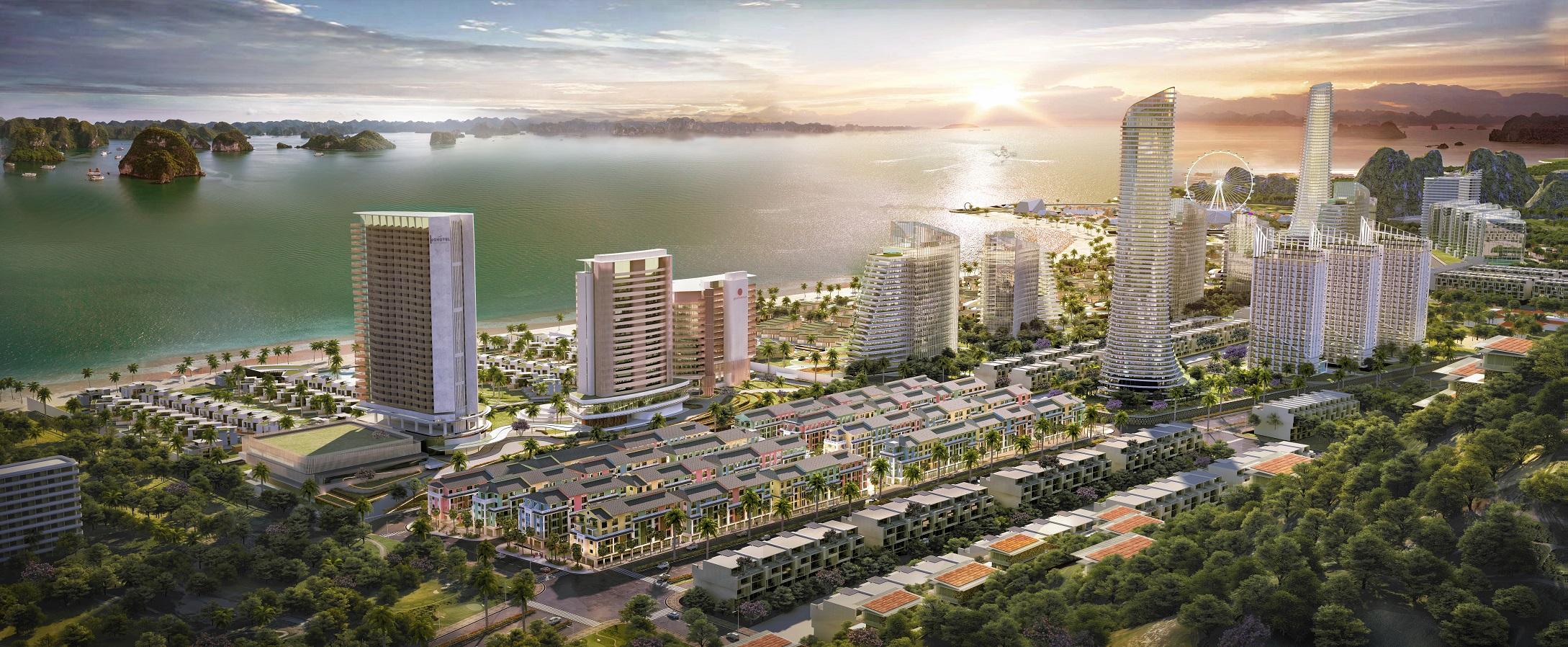Sonasea Vân Đồn Harbor City chính thức được vinh danh Top 10 dự án BĐS nổi bật, hấp dẫn nhất thị trường - Tập đoàn CEO