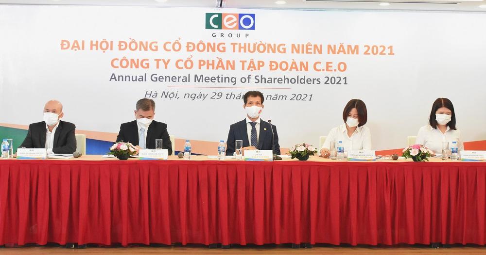 CEO Group đặt mục tiêu phát triển bền vững trong dài hạn - Tập đoàn CEO