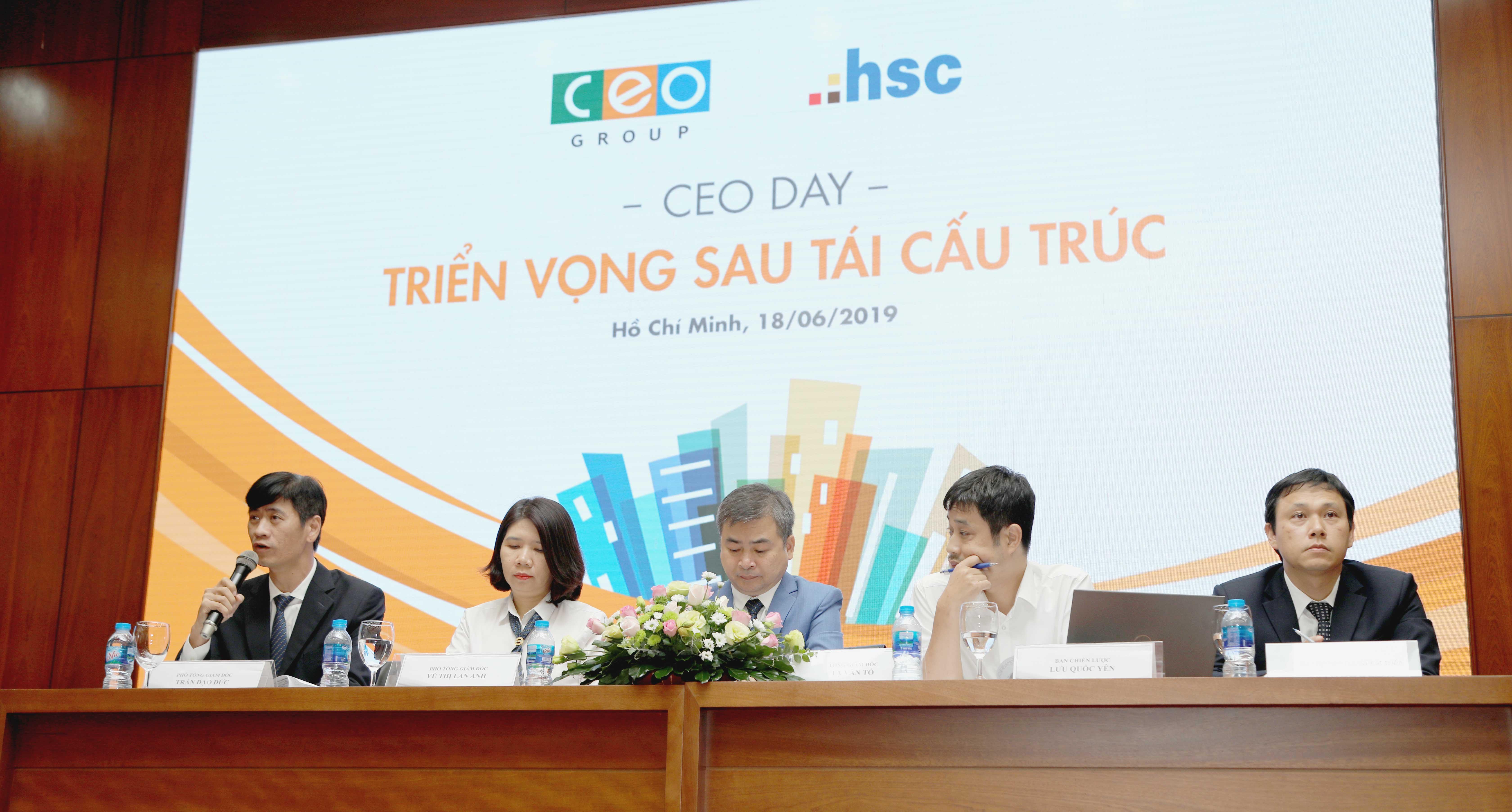 Tái cấu trúc – Tập đoàn CEO bứt tốc hoàn thành mục tiêu năm 2021 - Tập đoàn CEO