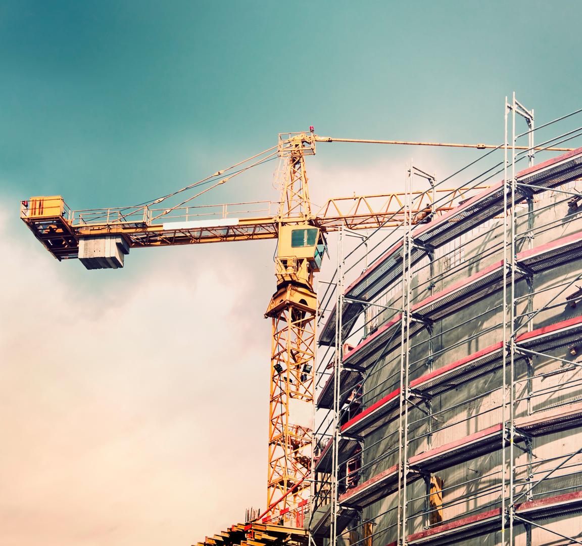 Thi công xây dựng hạ tầng - Tập đoàn CEO
