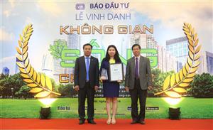 Sunny Garden City được vinh danh Không gian sống chuẩn mực nhất Việt Nam - Tập đoàn CEO