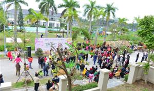 Nhận 2 cây vàng khi mua biệt thự Sunny Garden City - Tập đoàn CEO