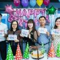 Mừng sinh nhật tháng 11 CBNV Tập đoàn CEO - Tập đoàn CEO