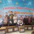"""Tập đoàn CEO chung tay trao tặng hơn 100 suất quà """"Ấm tình quân dân"""" tại Hà Nam - Tập đoàn CEO"""