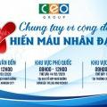 """Tháng 2: CBNV Tập đoàn CEO đón sinh nhật """"đặc biệt"""" - Tập đoàn CEO"""