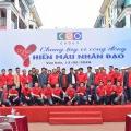 Điểm hiến máu nhân đạo đầu tiên của Tập đoàn CEO chính thức khởi động - Tập đoàn CEO