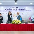 """CEO Group bắt tay các đối tác phân phối phân khu Singapore Shoptel của """"siêu dự án"""" Sonasea Vân Đồn Harbor City - Tập đoàn CEO"""