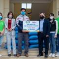 Tập đoàn CEO trao tặng 3 tấn gạo cho bà con vùng cao 3 xã tại Hà Giang - Tập đoàn CEO