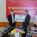 Tiếp tục Chiến dịch Vì cộng đồng, Tập đoàn CEO ủng hộ công tác phòng chống dịch Covid-19 tại Hà Nam - Tập đoàn CEO