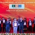 Tăng trưởng ấn tượng, Tập đoàn CEO được vinh danh tại vị trí 264 trong bảng xếp hạng 500 Doanh nghiệp tư nhân lớn nhất Việt Nam - Tập đoàn CEO