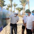 Chủ tịch UBND tỉnh Quảng Ninh kiểm tra công tác lập các quy hoạch phân khu tại Khu kinh tế Vân Đồn - Tập đoàn CEO