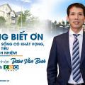 """Chủ tịch CEO Group Đoàn Văn Bình: 'Lòng biết ơn giúp tôi sống có khát vọng"""" - Tập đoàn CEO"""