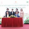 Hải Phát Land là đối tác phân phối độc quyền dự án River Silk City - Sông Xanh - Tập đoàn CEO