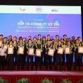 Vietnam Report vinh danh tập đoàn CEO trong TOP 10 Công ty uy tín ngành BĐS 2019 - Tập đoàn CEO