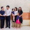 """Tập đoàn CEO trao """"Quỹ tấm lòng"""" dành tặng gia đình anh Nguyễn Minh Hải - Tập đoàn CEO"""
