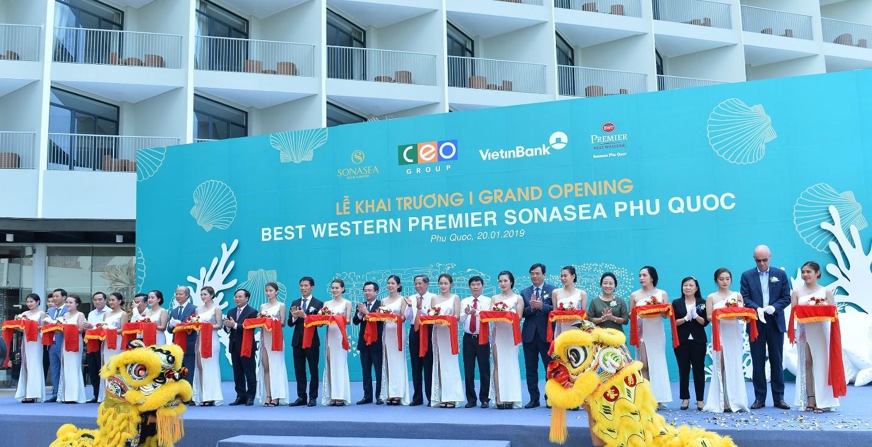 Khai trương Best Western Premier Sonasea Phu Quoc, Tập đoàn CEO có 3 khu nghỉ dưỡng 5 sao quốc - Tập đoàn CEO