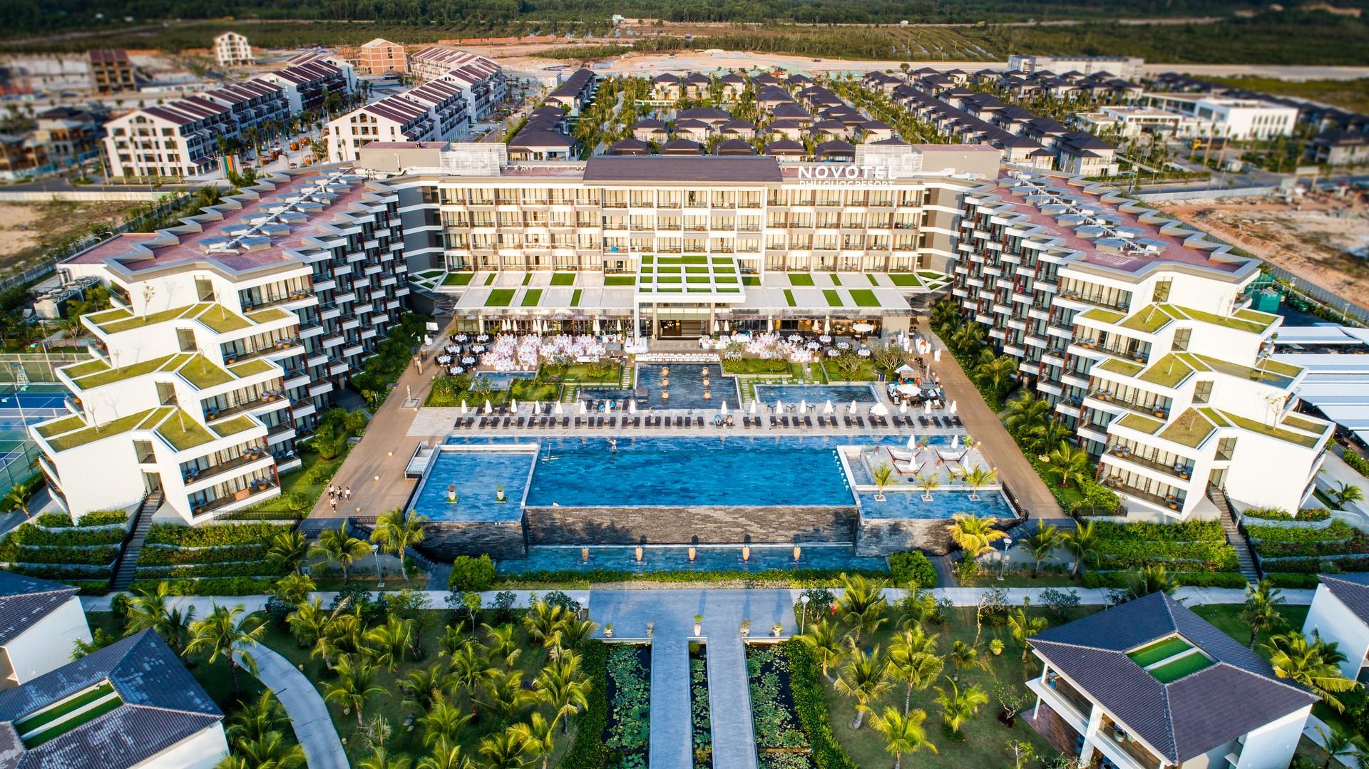 Dự án Novotel Phu Quoc Resort